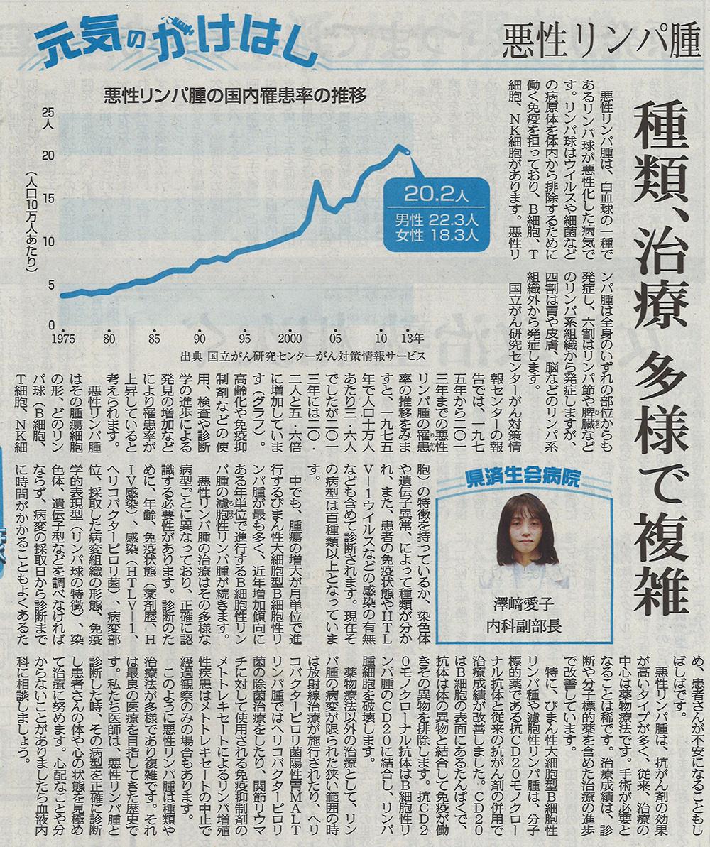 2018年5月17日 日刊県民福井