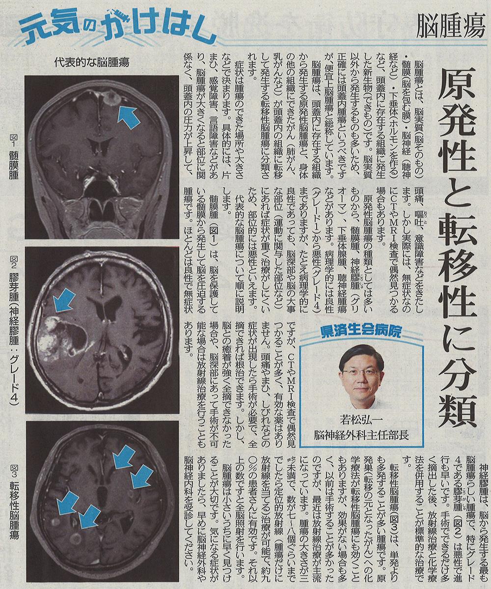 2018年11月29日 日刊県民福井