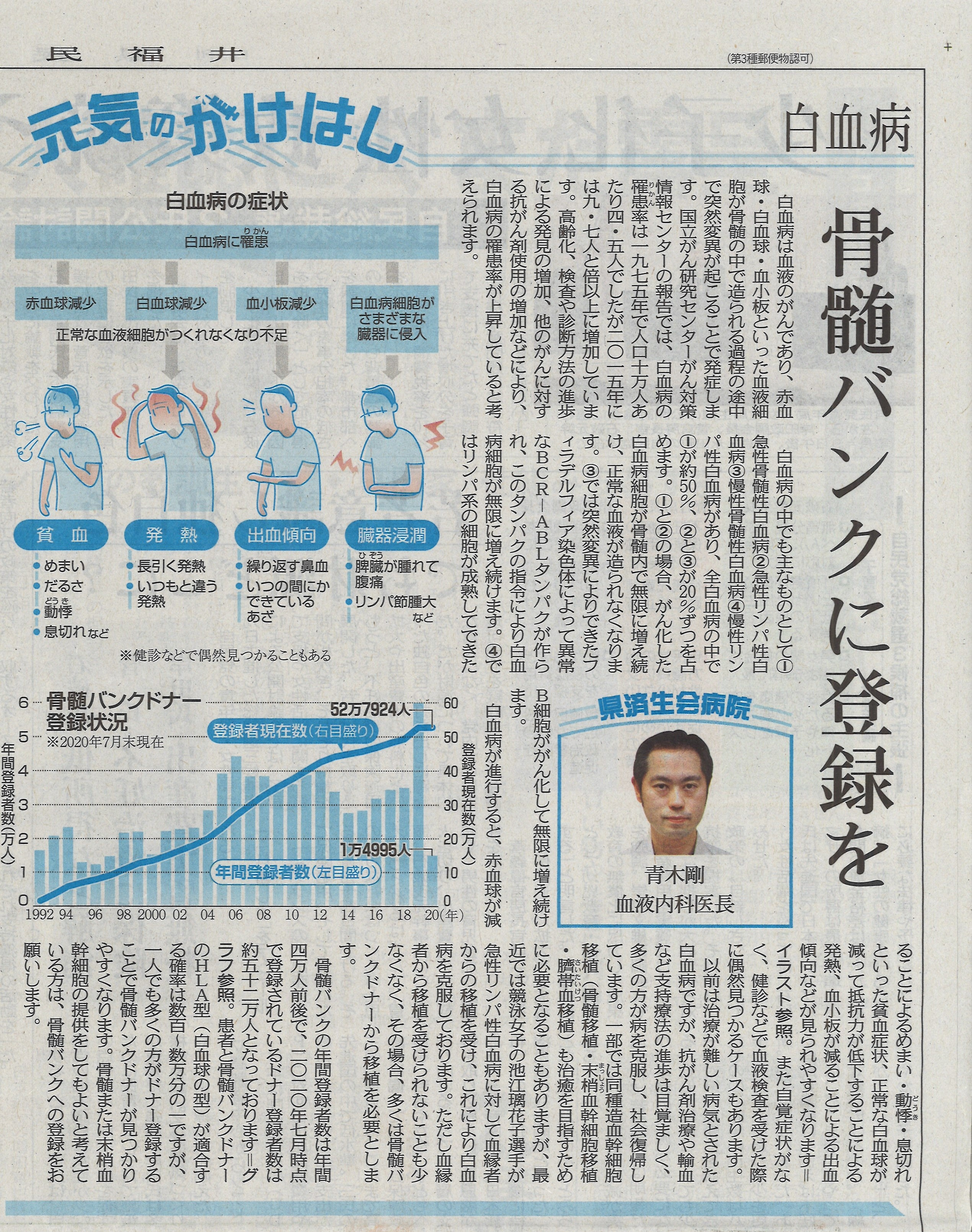 2020年9月10日 日刊県民福井